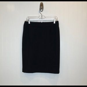 Calvin Klein Black Skirt, Sz 6